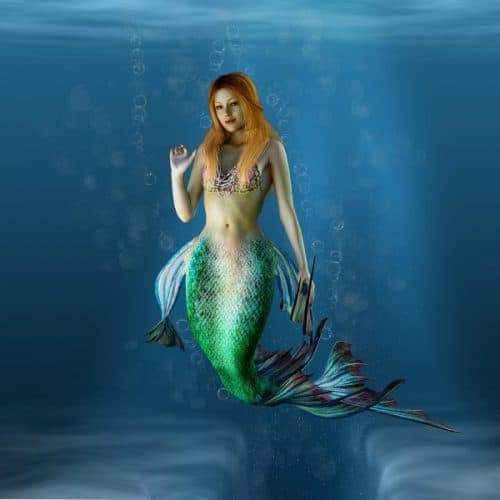 Mermaids Arent Made For Life In The Shallows