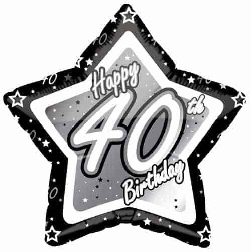 happy 40th birthday n3 image in vector cliparts category at pixy.org