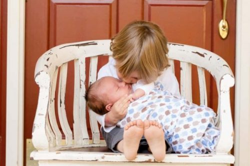 Preparing Your Child To Be An Older Sibling
