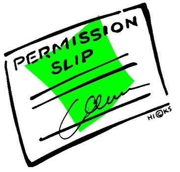 A Permission Slip