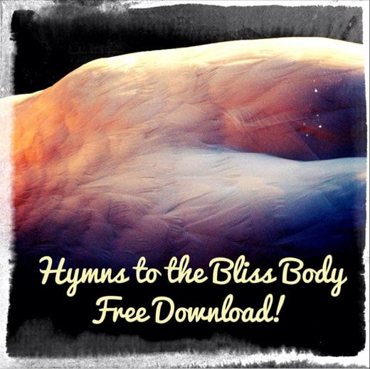 Daily Inspiritment : Hymns to the Bliss Body by Amy Palko