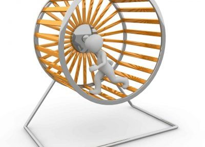 Job Turn Impeller District Hamster Wheel